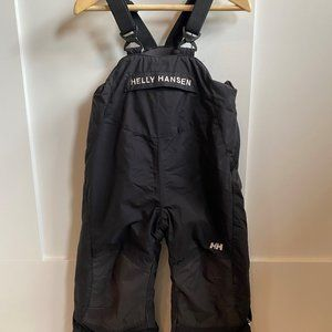 3T Helly Hansen Ski Snow Pants in Black